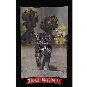 Tops - Deal With It Kitty Tank